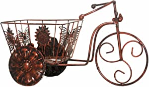 Iron Flower-Fruits Basket – Toy Rickshaw (Iron Fruit Basket S)