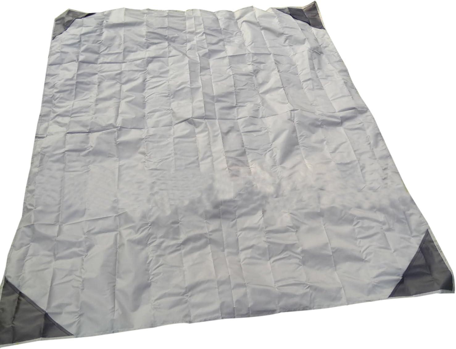 HomeMiYN 55.1 x 59.8 Pouces Pique-Nique Couverture Nylon Imperm/éable Tampon Jardin De Plein air Randonn/ée Plage Couverture Tapis R/ésistant au Sable Support 14 Couleurs Tapis de Tapis