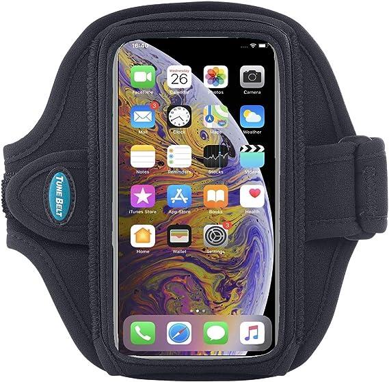 Tune Belt Sport Armband-Black-Galaxy Note II: Amazon.es: Electrónica