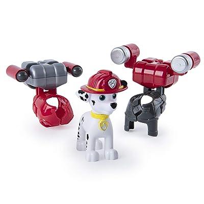 Paw FGR Actnpk Dressup Marshall Vn GBL: Toys & Games