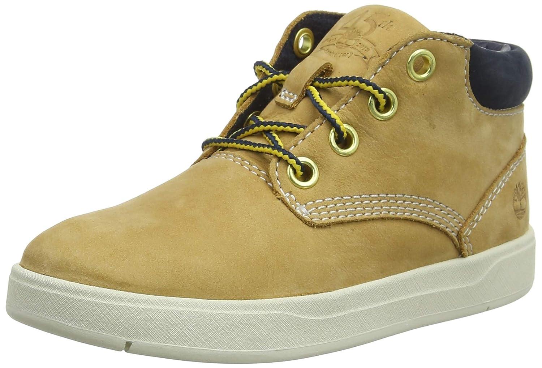 Timberland Unisex Kids/' Davis Square Chukka Boots