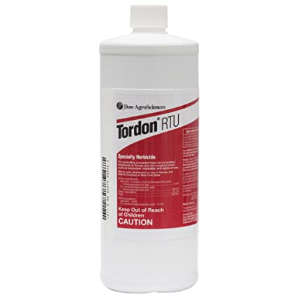 Tordon RTU Herbicide QT Size