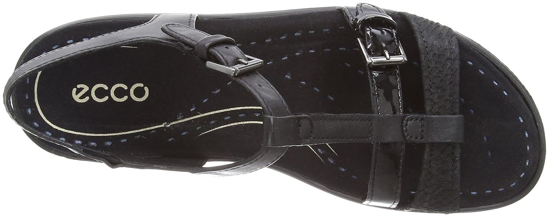 ECCO Women's Babett T Bar Sandals