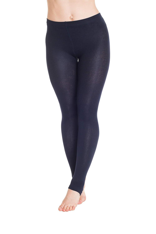 HO-Ersoka Femme Collant fuseau thermo intérieur polaire opaque chaud bleu  foncé taille unique  Amazon.fr  Vêtements et accessoires a1b1a0ac982a