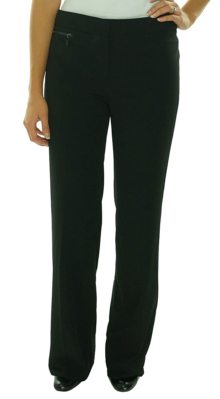 Jones New York Zip Pocket Dress Pant