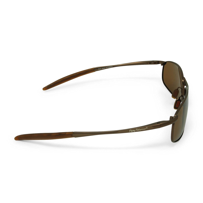8081720ec695b Flying Fisherman San Jose Polarized Sunglasses (Copper Frame