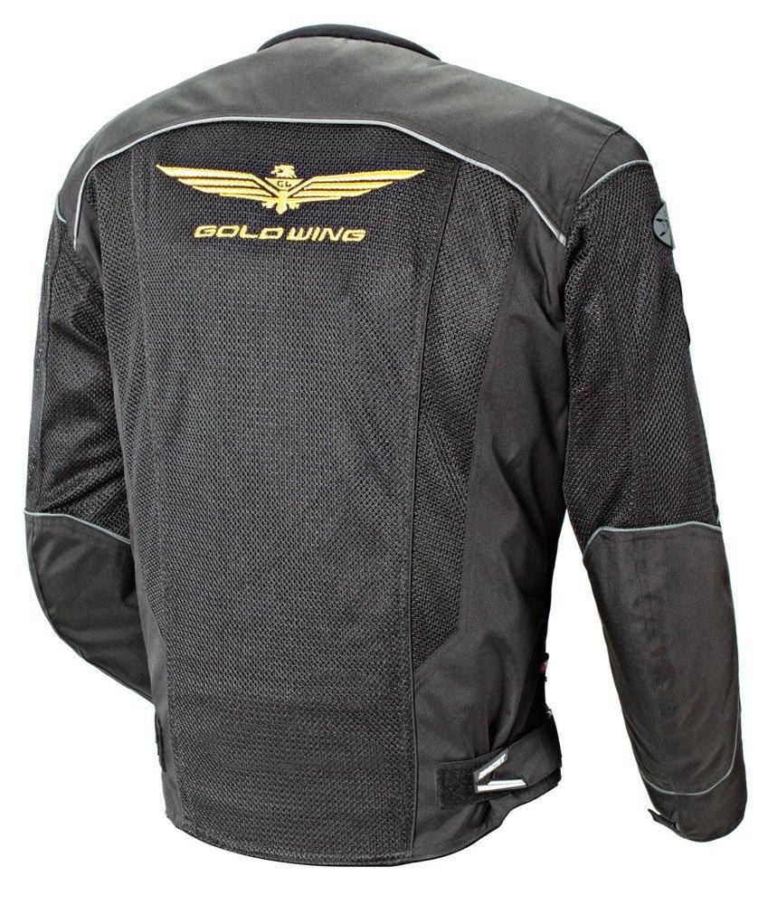 Honda GoldWing Skyline 2.0 Chaqueta Color Negro/Negro Para Hombre: Amazon.es: Coche y moto