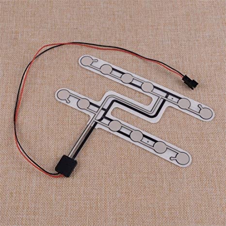 Car Seat Pressure Sensor Safety Belt Warning Reminder Pad Occupied Seated Alarm