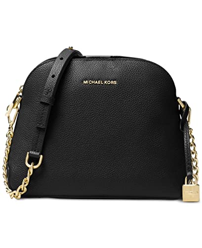 33489aaf4ee0 MICHAEL Michael Kors Studio Mercer Dome Cross-Body Bag Black ...