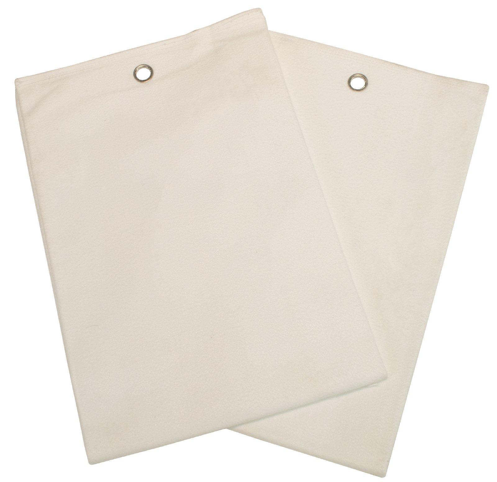 Dragway Tools (2) Filter Bags for Dual Dust Collector Sandblast Sandblasting Cabinet