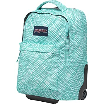 Amazon.com  JanSport Wheeled SuperBreak Backpack- Discontinued . 1bd6b7f75a89f