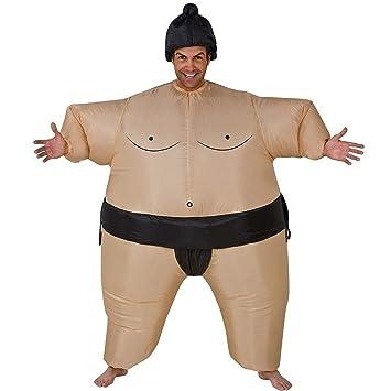 AirSuits Traje Inflable - Luchador de Sumo