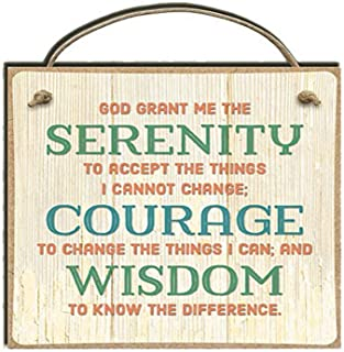 product image for Imagine Design Serenity Prayer Gone Coastal Magnet