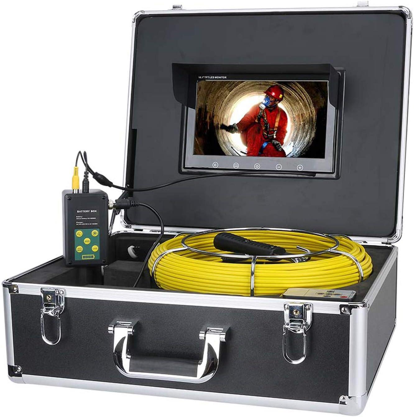 Business & Industrie 7 ZOLL LCD Rohrkamera Kanalkamera Pipeline ...