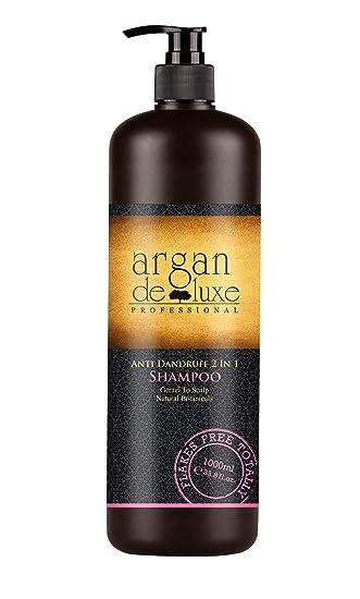 Arganöl Anti-Schuppen Shampoo in Friseur-Qualität ...