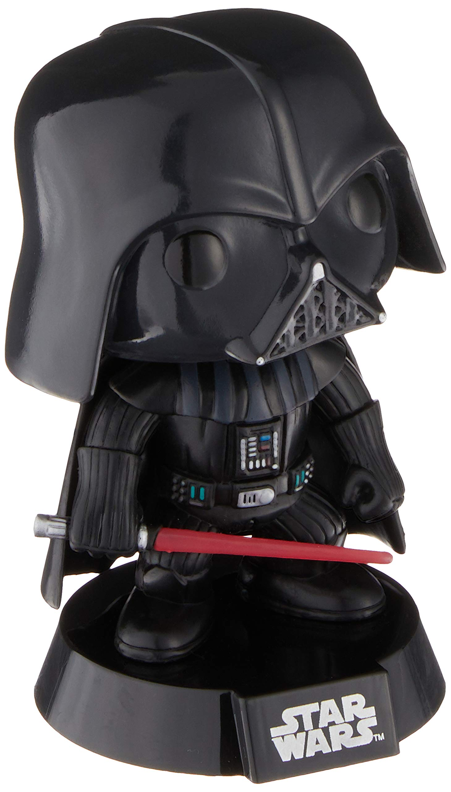 Electrocuted Vader Figure w// Protector Funko POP Star Wars Return of The Jedi