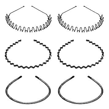 Wholesale Metal Hairband Headband Men Women Sports Band Hair Best Metal X5S1