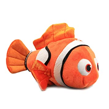 Tickles Finding Nemo Fish Soft Plush Toy 25 cm