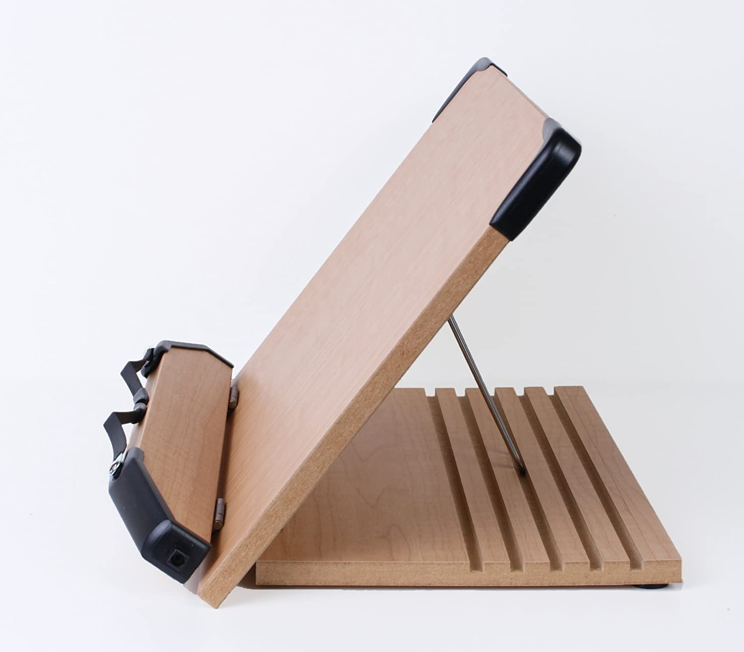a book stand bs1500 book holder w adjustable