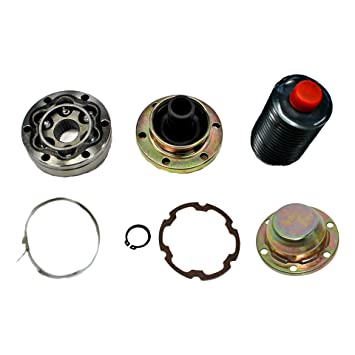 Cv Axle Repair >> Detroit Axle Rear Cv Joint Repair Kit For Rear Position On Front Drive Shaft Fits 97 05 Ford Explorer 4x4 98 11 Ford Ranger 4x4 98 05 Mercury