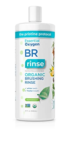 Essential Oxygen BR Certified Organic Brushing Rinse