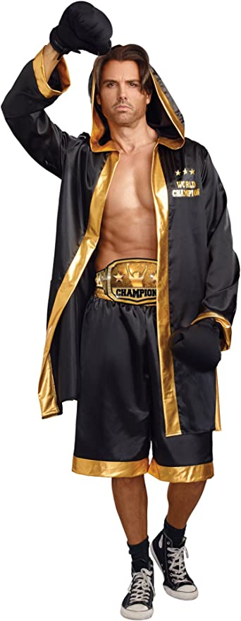 Dreamgirl Men's World Champion Costume