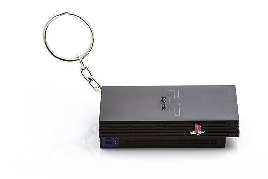 Official Playstation 2 Consola Llavero