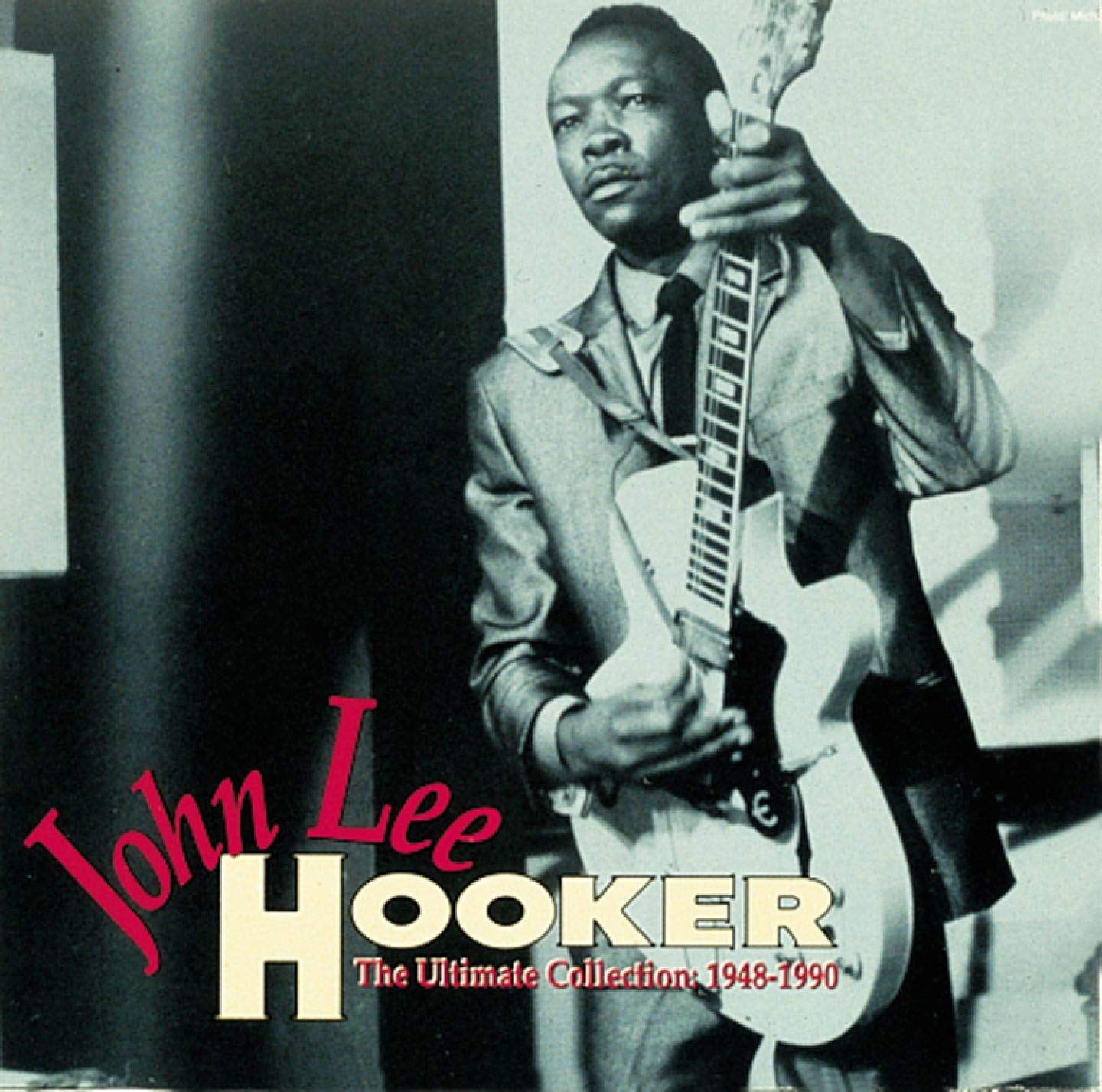 John Lee Hooker: The Ultimate Collection 1948-1990 by Rhino