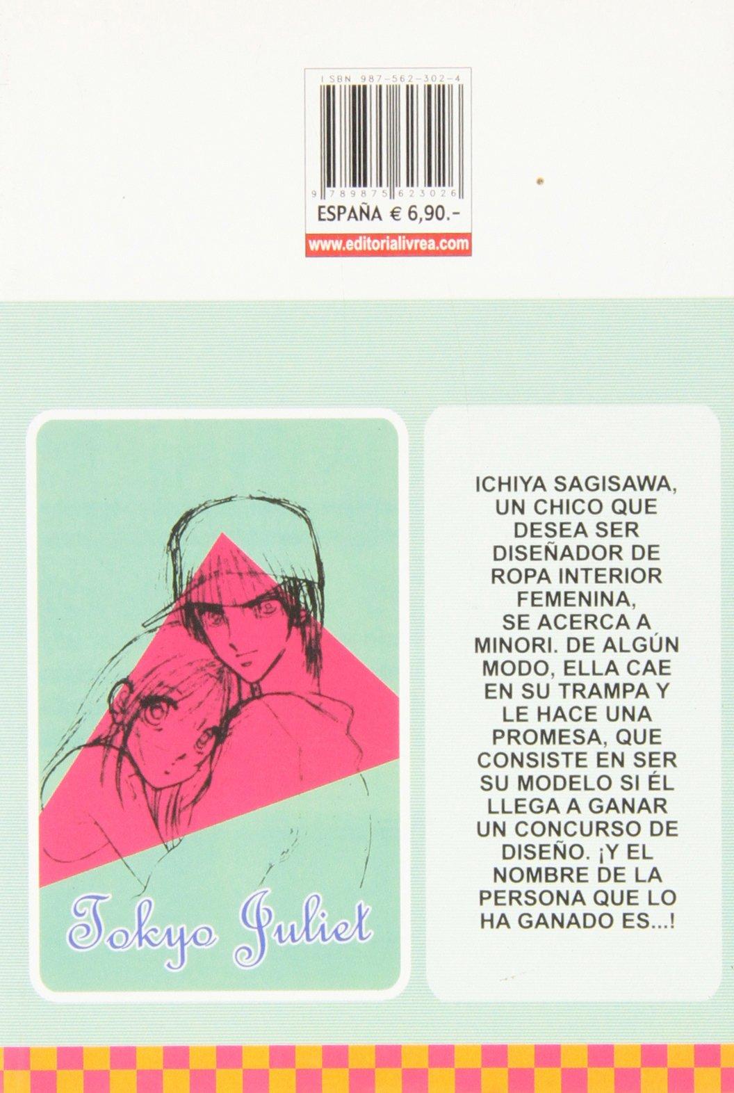 Tokyo Juliet 9 (Spanish Edition): Miyuki Kitagawa: 9789875623026: Amazon.com: Books