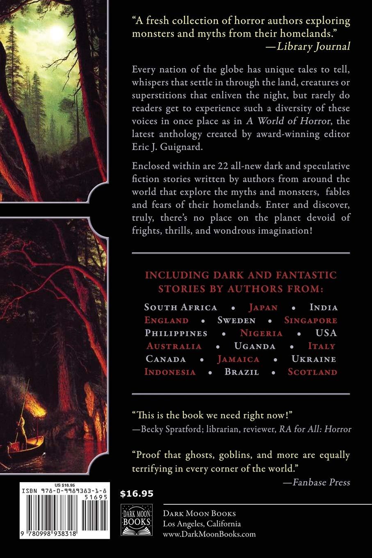 A World of Horror: 9780998938318: Amazon com: Books