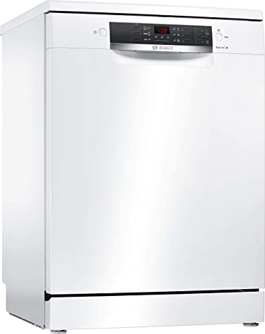 Bosch SMS46AW00E lavavajilla Independiente 12 cubiertos A+ ...