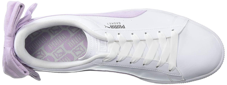 Chaussure Suede Bow Puma Pour Femme Basket 8OXNkZ0nwP