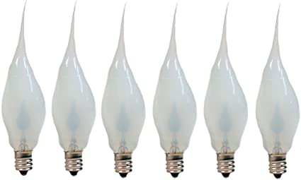 Amazon creative hobbies silicone dipped flickering flame bulb creative hobbies silicone dipped flickering flame bulb country style electric candle lamp chandelier light aloadofball Choice Image