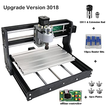 Upgrade Version Cnc 3018 Pro Grbl Control Diy Mini Cnc Machine 3