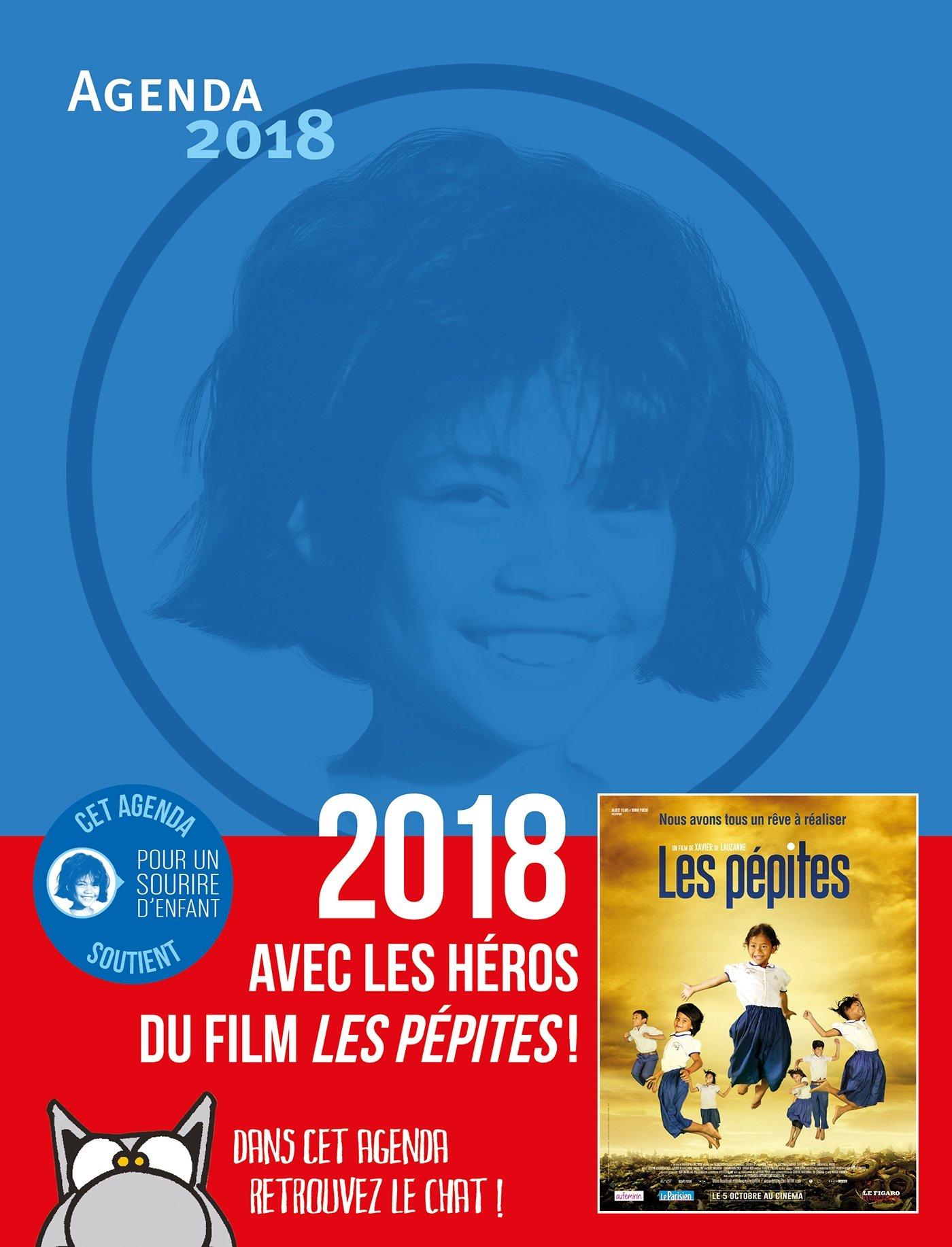 Agenda 2018 - Pour un Sourire dEnfant: 2018 avec les héros ...
