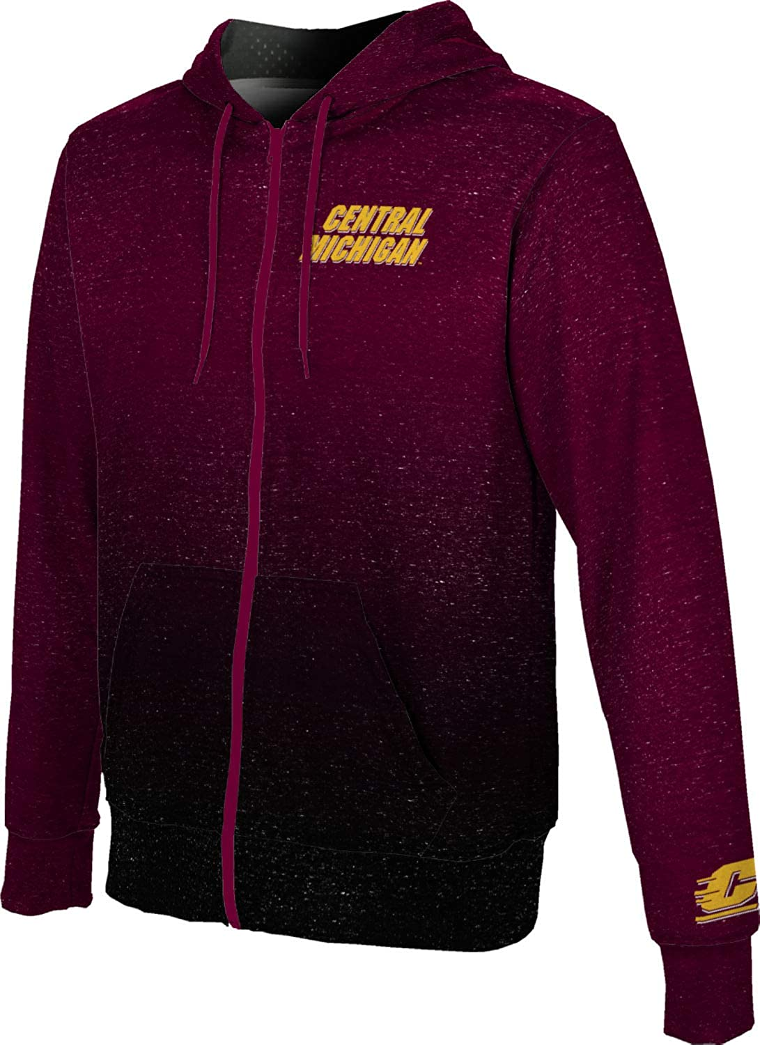 Structure Central Michigan University Boys Pullover Hoodie School Spirit Sweatshirt