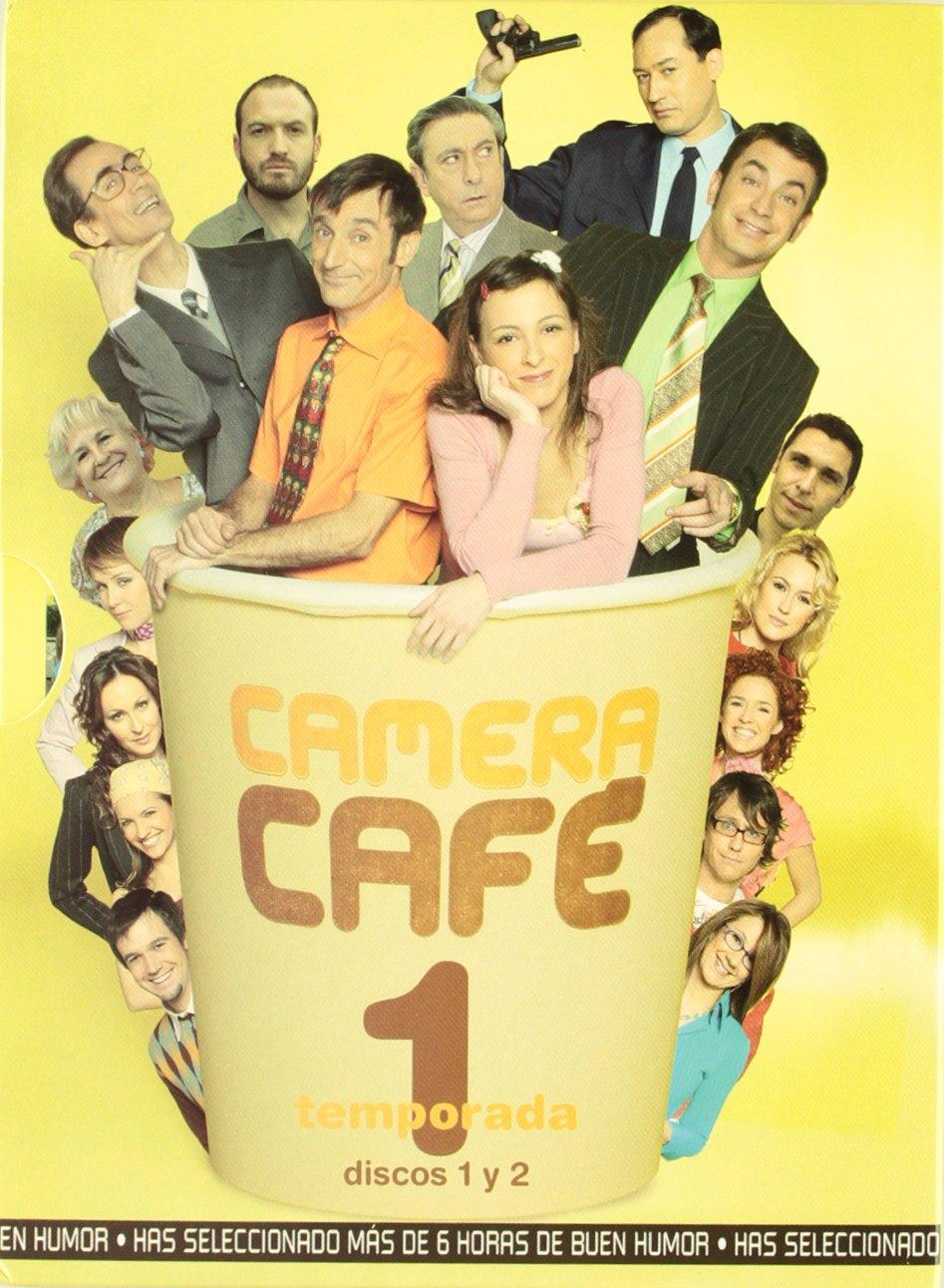 Camera Café - Temporada 1, Parte 1ª [DVD]: Amazon.es: Arturo Valls ...
