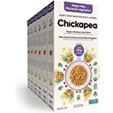 Chickapea Gluten Free Chickpea Vegan Mac - Sweet Potato and Pumpkin - Dairy-Free, Certified Organic Macaroni, Healthy Vegan P