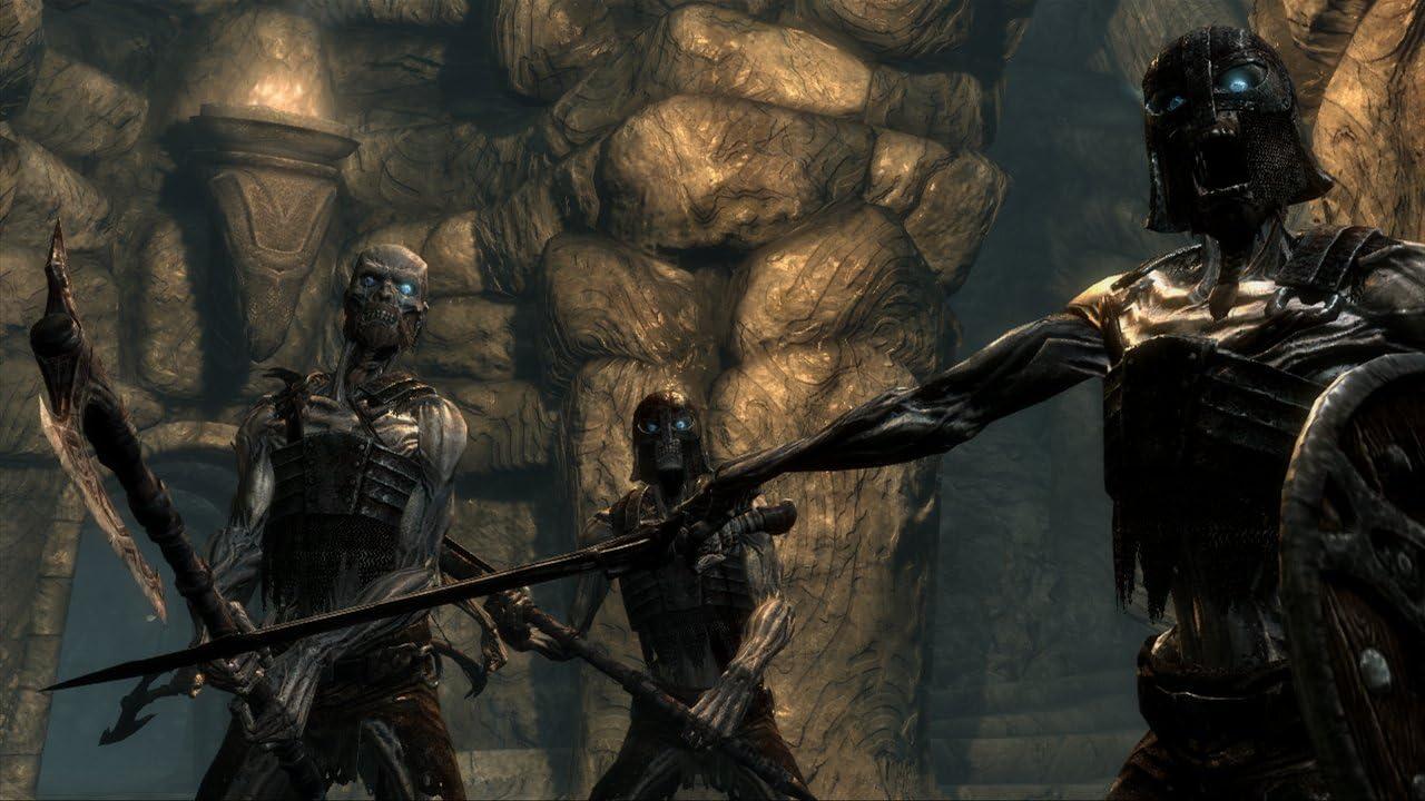 Amazon com: Elder Scrolls V: Skyrim - PC [video game]: Video