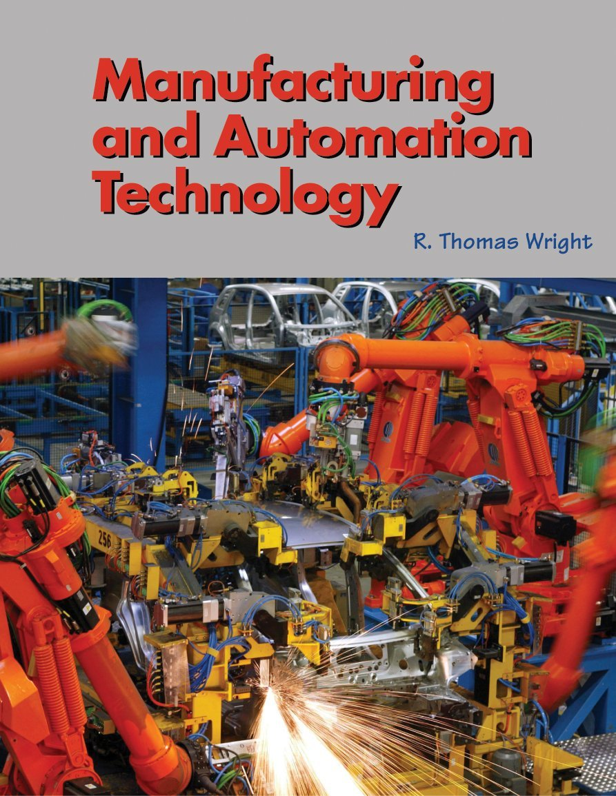 Download Manufacturing and Automation Technology pdf epub