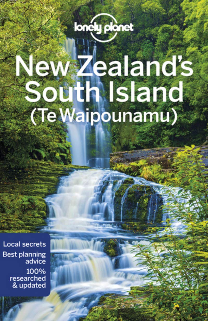 Lonely Planet New Zealand S South Island Travel Guide Amazon Co