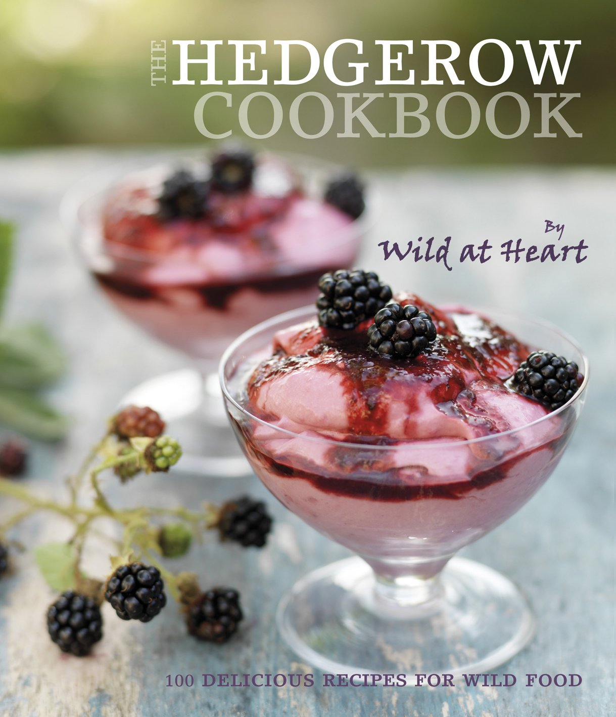 The hedgerow cookbook 100 delicious recipes for wild food wild at the hedgerow cookbook 100 delicious recipes for wild food wild at heart 9781862059566 amazon books forumfinder Images