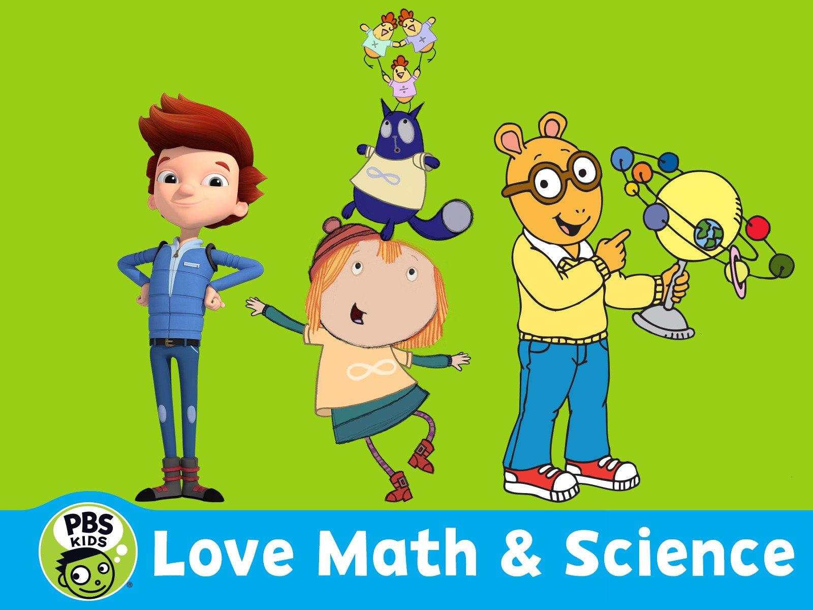 Amazon.com: PBS KIDS Love Math and Science! Season 1: Amazon Digital ...