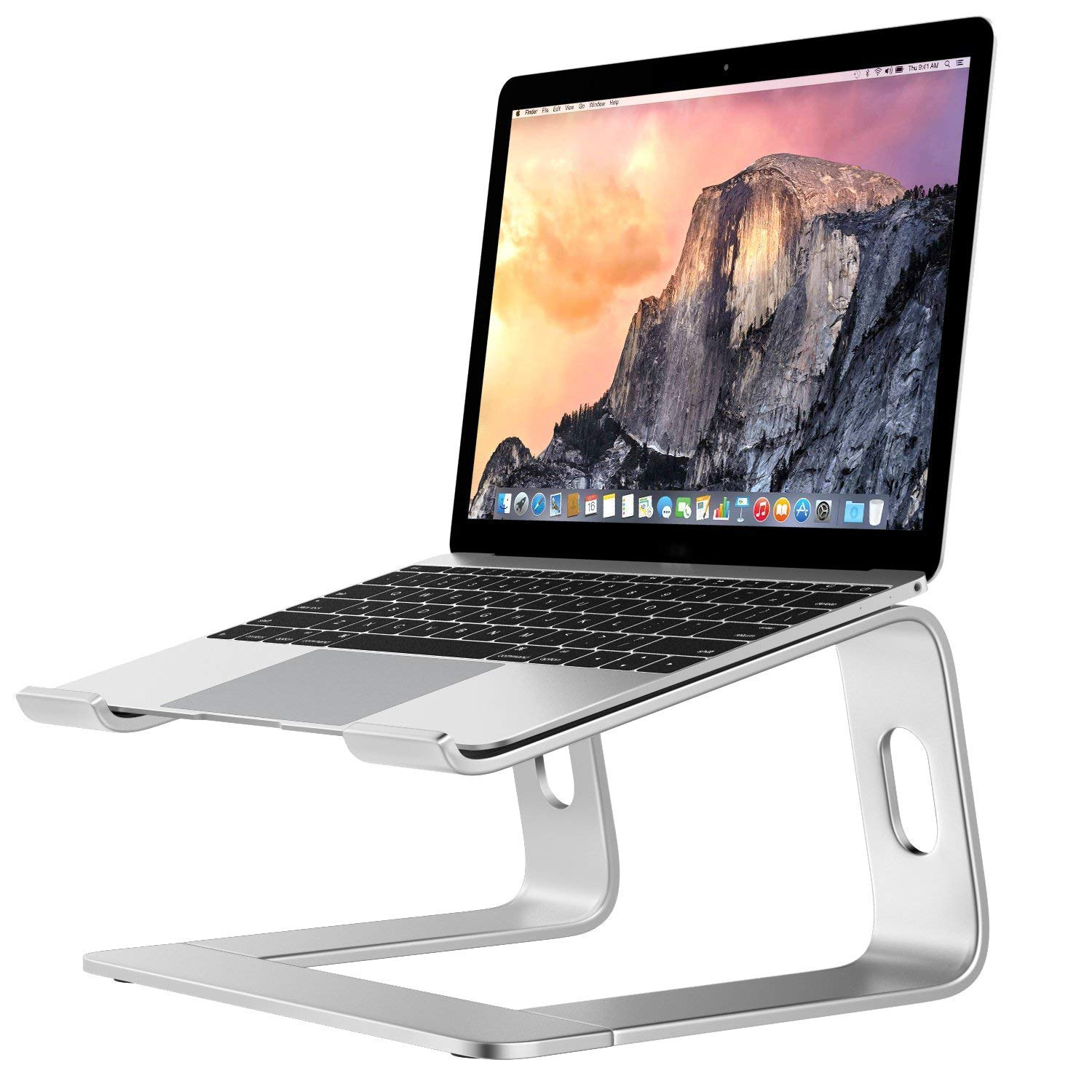 laptop stand relieves back pain