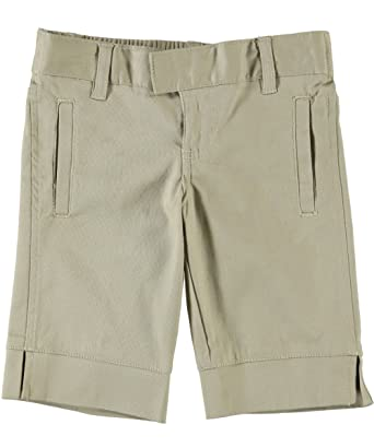 Amazon.com: French Toast Uniforms Girls' Bermuda Short (Khaki 16 ...