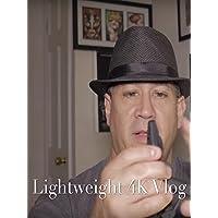 Panasonic LX100 - Lightweight 4K Vlog setup