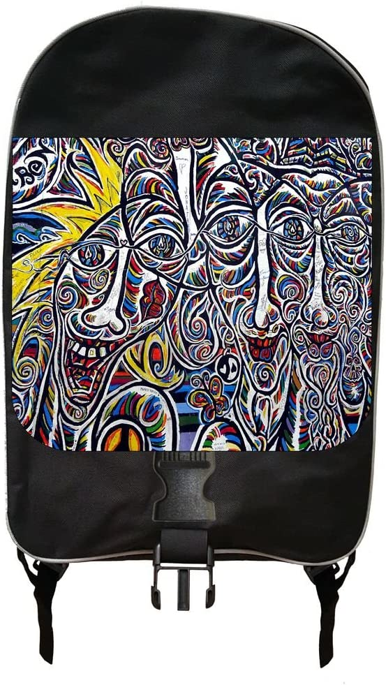 Paisley Design Backpack and Pencil Case Set