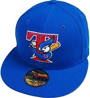 New Era Toronto Blue Jays Light Royal Cooperstown MLB Cap 59fifty 5950  Fitted Basecap Kappe Men fda021289fab