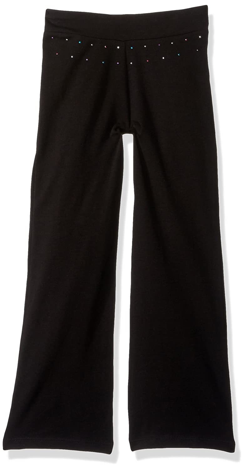 Jacques Moret Girls' Basic Dance Pant