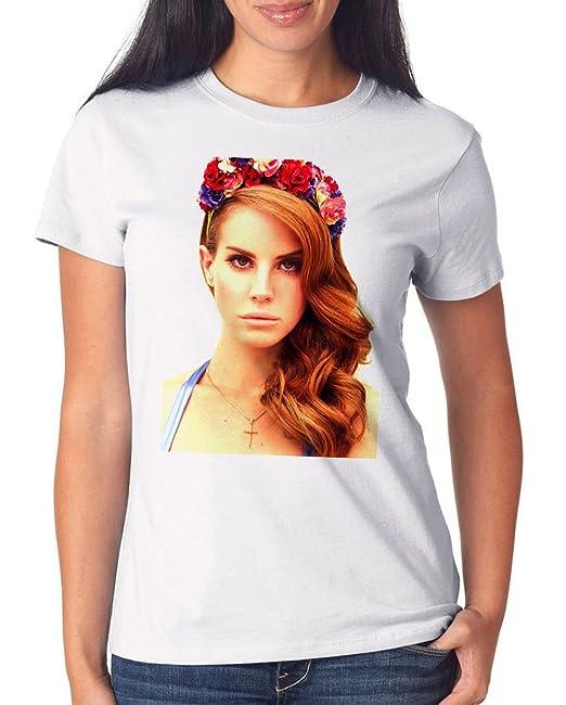 Certified Freak Lana Roses T-Shirt Girls Blanco: Amazon.es: Ropa y accesorios